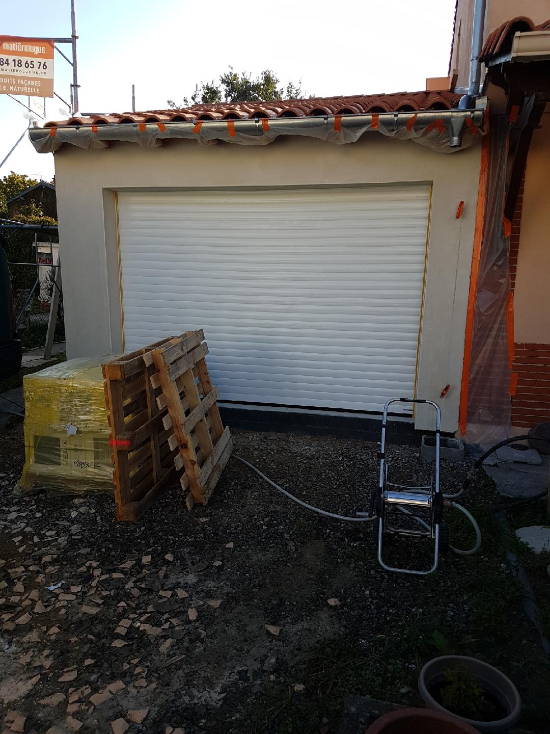 Porte Garage Enroulable Copie Innov Menuiseries