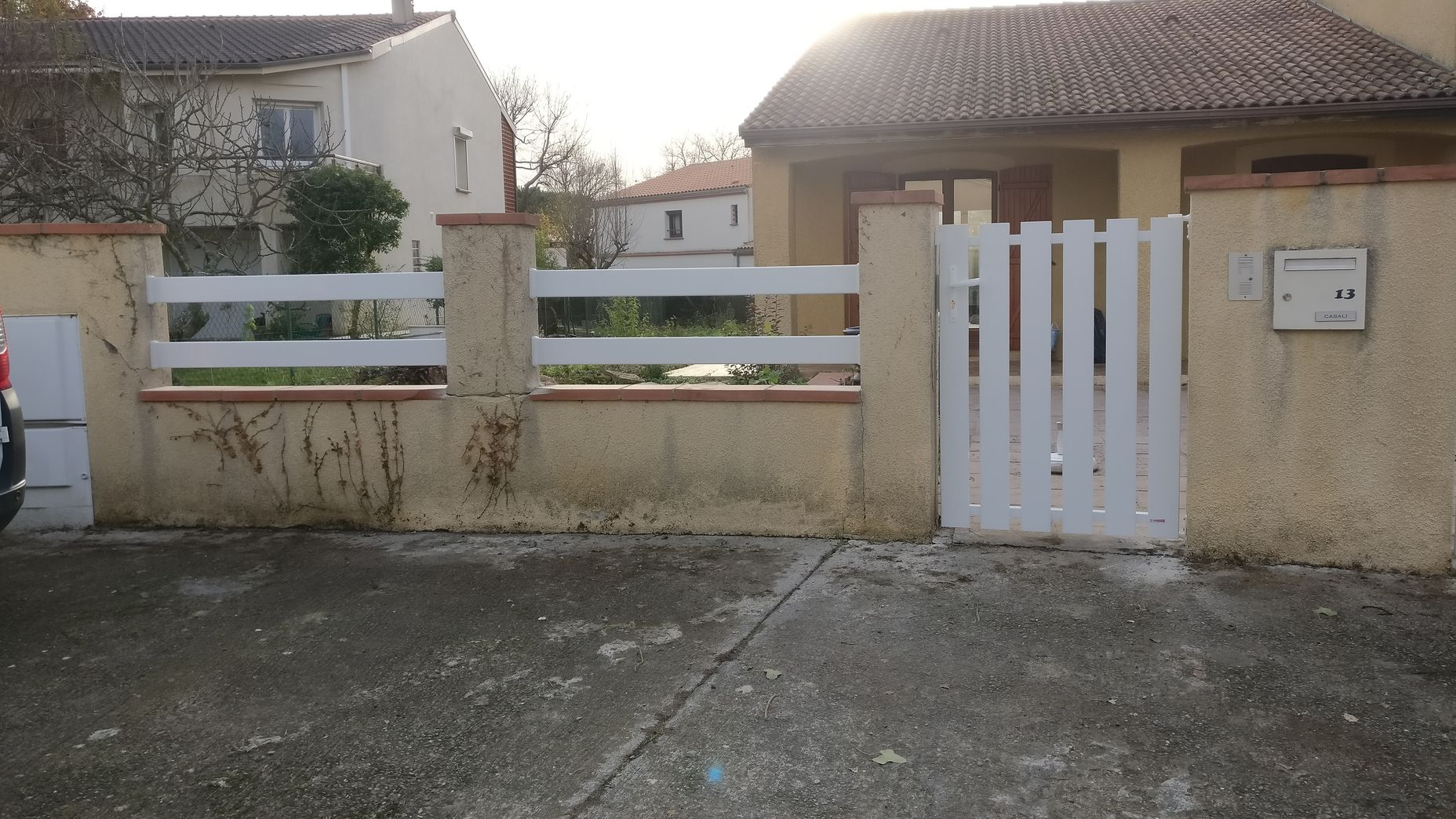 portail alu 11