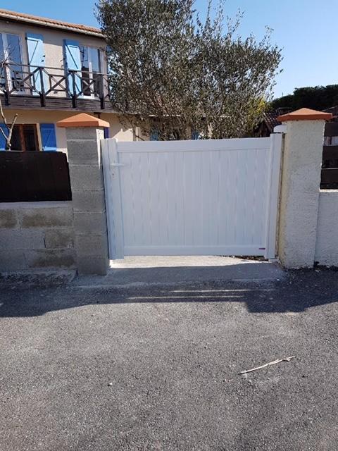 portail alu