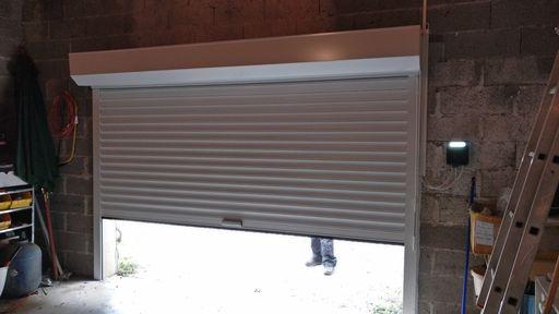 porte garage enroiulable 1