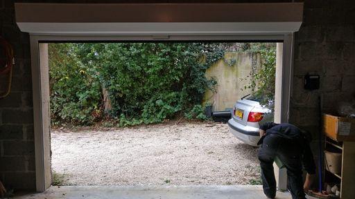 porte garage enroiulable 12