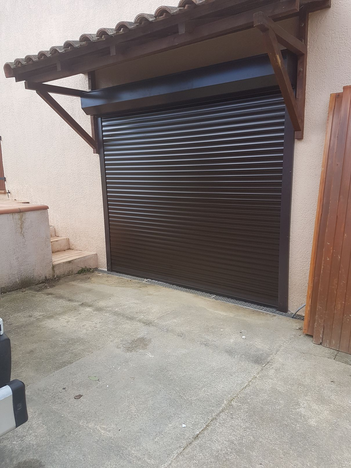 porte garage enroulable 2