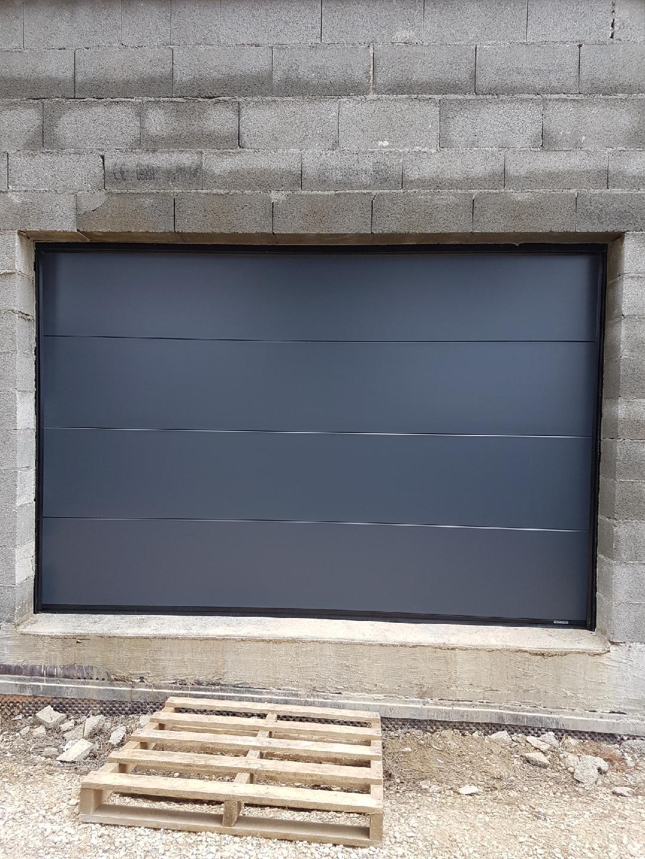 porte garage sectionnelle 2