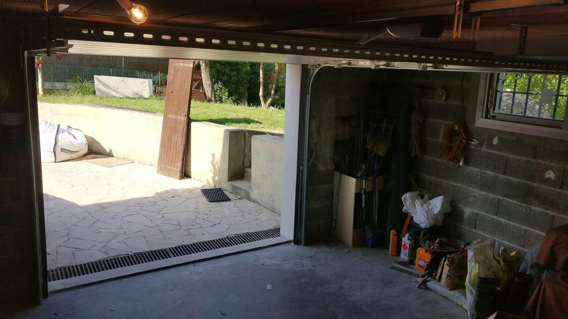 porte sectionnelle 2